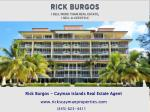 Thinking of buying real estate in Cayman? Find here how!