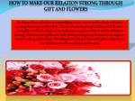 Florist In Delhi | Send Flowers To Delhi | Delhi Florist