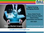 Digital Printing Packaging Market Growth and Segments, 2017-2027
