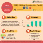 Choose HDFC Mid Cap Opportunities Fund Growth - My SIP Online