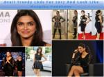 Avail Trendy Lbds For 2017 And Look Like Deepika Padukone