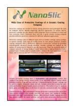 Wide Uses of Protective Coatings of A Ceramic Coating Company