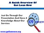 Get Loan Now A Fantastic Mean To Gain The Endorsement Of Swift Finance