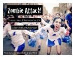 Zombie Attack! Lesson Ideas, Resources, & Web Tools