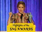 Highlights of the SAG Awards