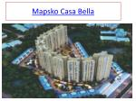Mapsko Casa Bella sector 82 Gurgaon