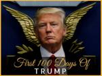 First 100 days of Trump