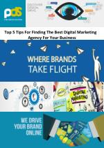 Top 5 Tips For Finding The Best Digital Marketing Agency For Your Business