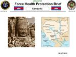 Force Health Protection Brief