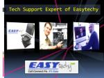 Find the computer technical service of easytechy