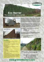 Gramm Eco Barrier: The Sustainable Noise Barrier