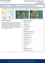 Cayman Development Land For Sale in Waterford, MLS# 405914