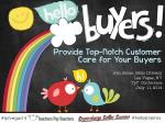Hello Buyers! Providing Top Notch Customer Care in Your TpT Store