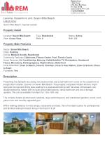 Cayman Residential Property to rent - Lacovia Oceanfront in Seven Mile Beach