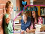 US-UK Essays: Affordable Essay Writing Services