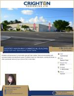 Commercial property for sale in high traffic area at godfrey way, Cayman Islands.