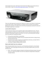 Printer Support: How to find out the IP address of your canon printer