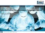 Emerging Opportunities in Inherited Orphan Blood Disorders Therapeutics Market with Current Trends Analysis