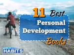 11 Best Personal Development Books