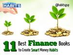 11 Best Finance Books (to Create Smart Money Habits)