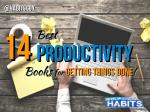 14 Best Productivity Books (for Getting Things Done!)