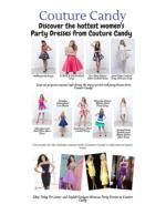 Shop online for womens party dresses