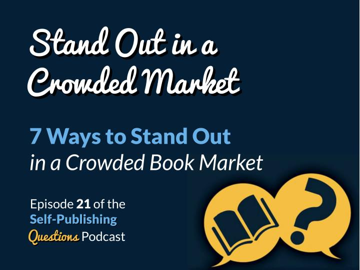 stand out in a crowded market n.