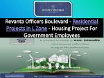 Officers Affordable Housing Sheme - Housing Projects in Delhi