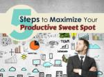 5 Steps to Maximizing Your Productive Sweet Spot