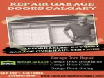 Cheap Garage Door Repair Calgary