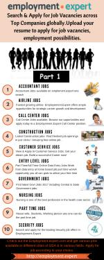 Job Vacancies in USA at Employment.Expert