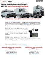 Vehicle Cameras | Vehicle Safety & Security Camera Systems: Camtrak