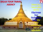Best Pilgrimage Tour Packages in India