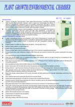 Environmental Chamber - Manufacturer and Supplier - Tanco Lab Products