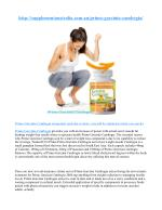 Is Primo Garcinia Cambogia is a Natural way to losse Waight ?