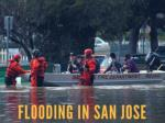 Flooding in San Jose