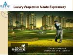 Ongoing Projects in Noida Expressway