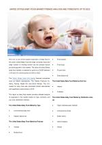 United States Baby Food Market: Prospects, Trends, Market Size and Forecasts up to 2022