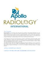 Best Radiology And Telerdiology Online Service Reporting With Fast & Excellent 24/7 Support