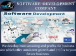 Thinkdebug is IT Software development company in indore.