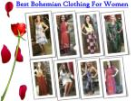 Best Bohemian Clothing For Women.pptx
