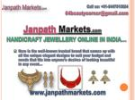Buy handmade jewellery online Delhi