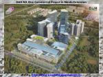 DAH NX One Commercial Project in Greater Noida West