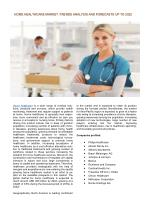 Home Healthcare Market – Global Industry Analysis, Size, Share, Trends and Forecast, 2014 – 2022