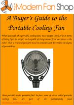 A Buyer's Guide to the Portable Cooling Fan
