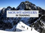 Mountaineers in training
