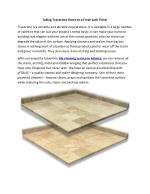 Travertine Tile Cleaning Services in Atlanta | Grout Sealing