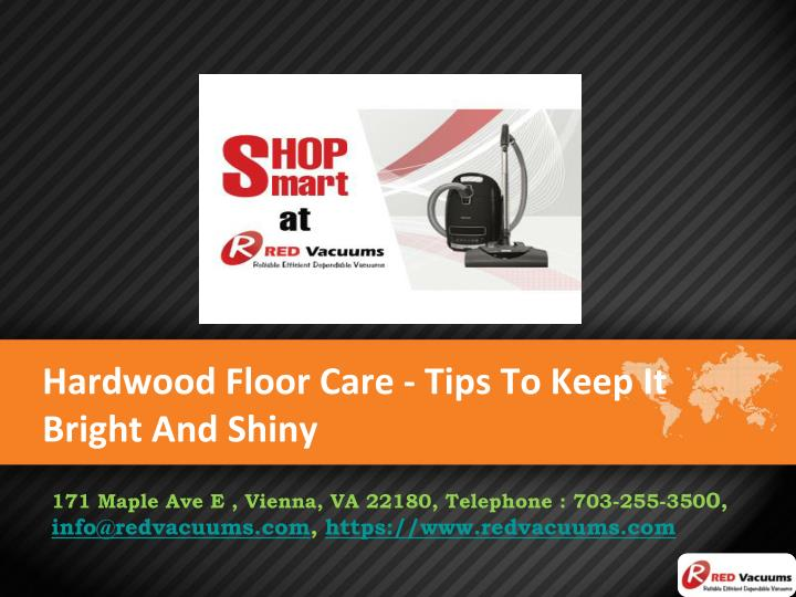 hardwood floor care tips to keep it bright n.