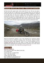 Motorcycle Tours in Himalayas - Motorcycle Expeditons