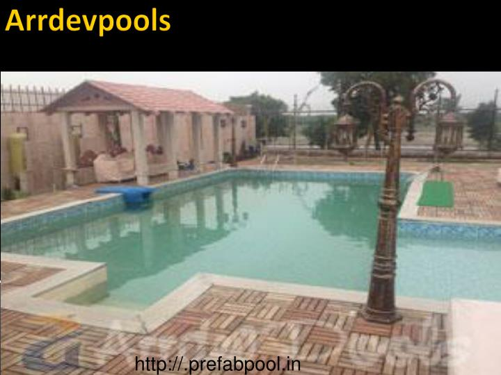 PPT - Prefabricated Swimming Pool Manufacturer In Delhi ...